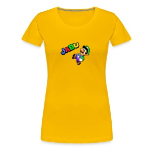 TheJabuBros Luigi Sprite Shirt - Women's Premium T-Shirt