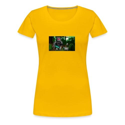 635486834048075026 - Women's Premium T-Shirt