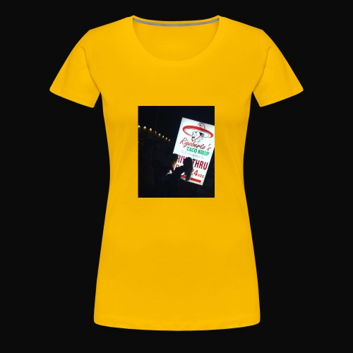 Rigos Tawcs - Women's Premium T-Shirt