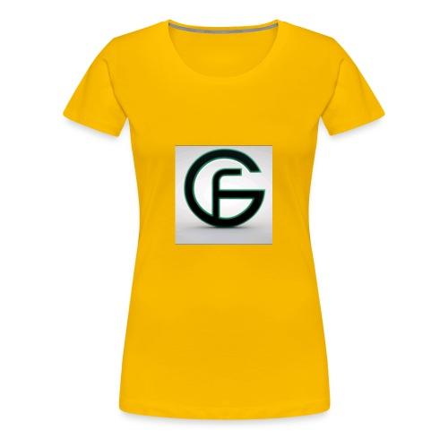 Futuer genetic gamer merch - Women's Premium T-Shirt