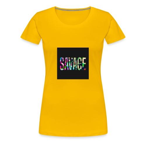 Savage Wear - Women's Premium T-Shirt