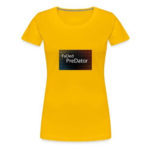 PreDator - Women's Premium T-Shirt