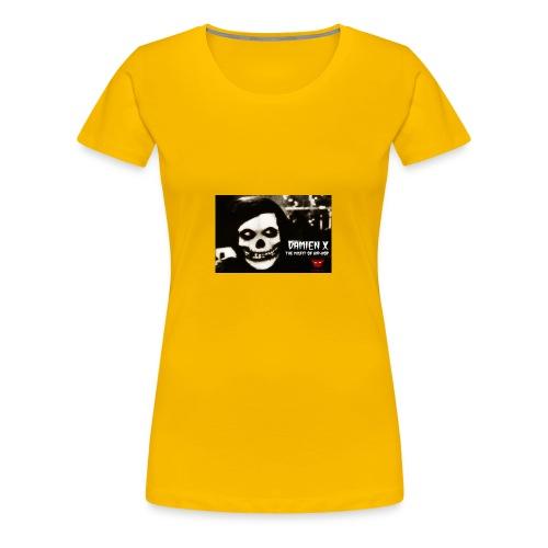Crimson Ghost Logo - Women's Premium T-Shirt