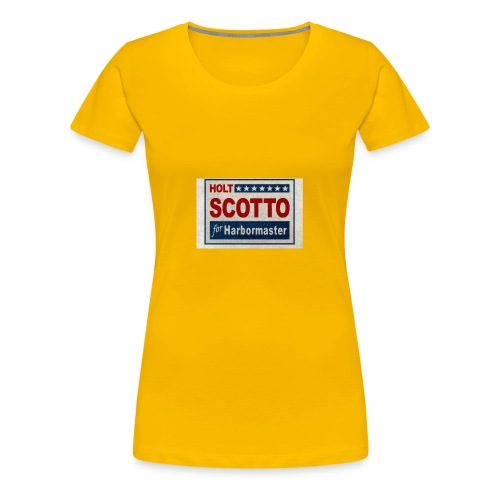 Vote 4 Holt - Women's Premium T-Shirt