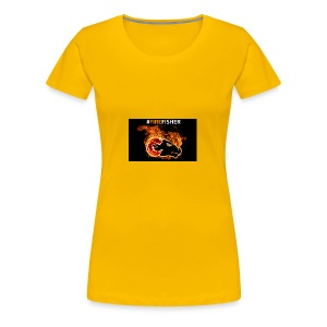 Fire_Fisher - Women's Premium T-Shirt