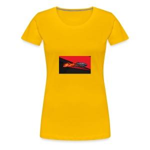 warface_black_shark - Women's Premium T-Shirt