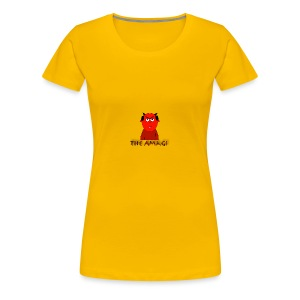 Garbler Design 2 - Women's Premium T-Shirt
