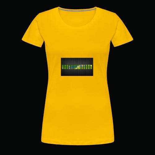 therealmacey - Women's Premium T-Shirt