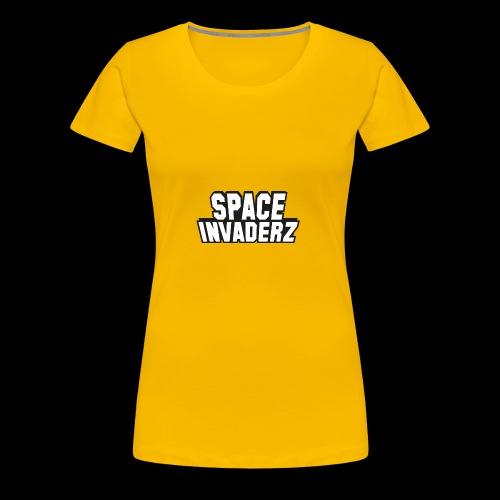 Space Invaderz - Women's Premium T-Shirt