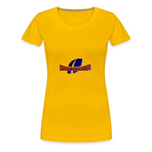 MaddenGamers - Women's Premium T-Shirt