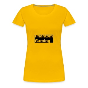 Phantom Shirt No.4 | New Logo Design - Women's Premium T-Shirt