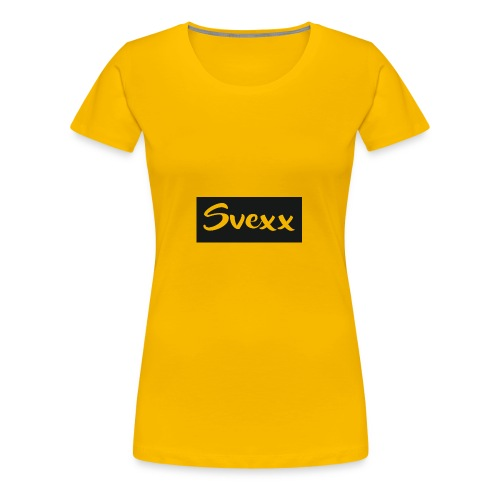 Svexx - Women's Premium T-Shirt