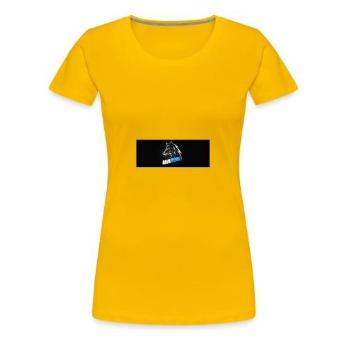 my gaming logo by keepitfresh d73dgm3 - Women's Premium T-Shirt