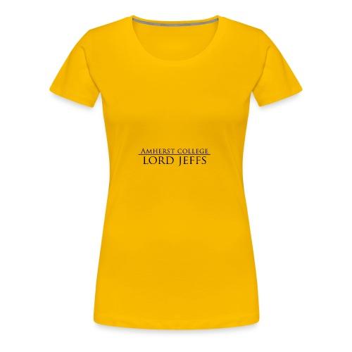 Lord Jeffs - Original White - Women's Premium T-Shirt