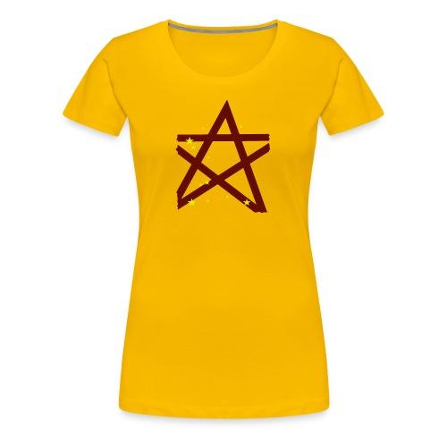 Scary Funny Halloween Costume T Shirt - Women's Premium T-Shirt