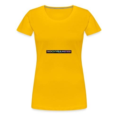 rochyy - Women's Premium T-Shirt