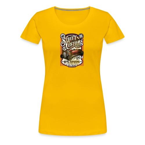 Streets - Women's Premium T-Shirt