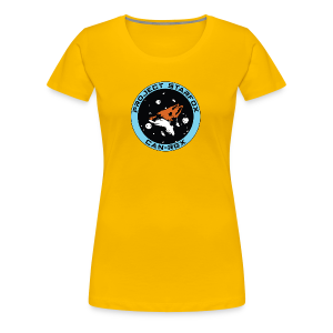 Project STARFOX Logo - Women's Premium T-Shirt