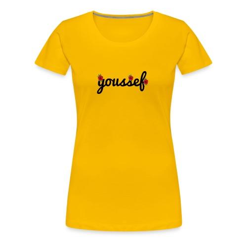 youssef - Women's Premium T-Shirt