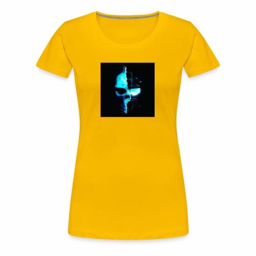 Papa - Women's Premium T-Shirt