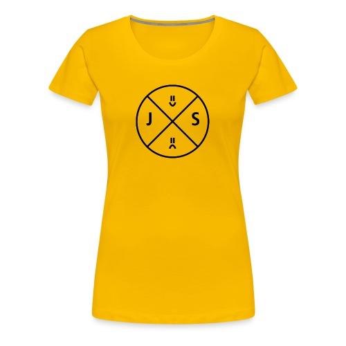 JXS Logo2 - Women's Premium T-Shirt