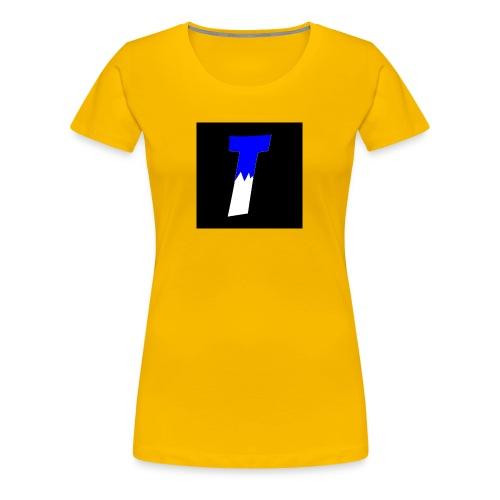 Treezyians logo - Women's Premium T-Shirt