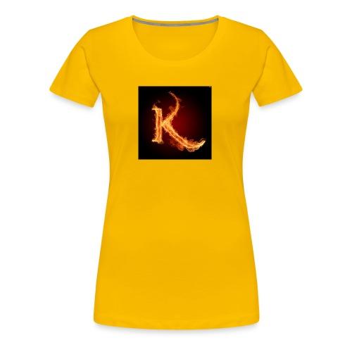 kay - Women's Premium T-Shirt