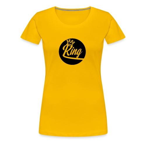 King Kunta New School Logo - Women's Premium T-Shirt