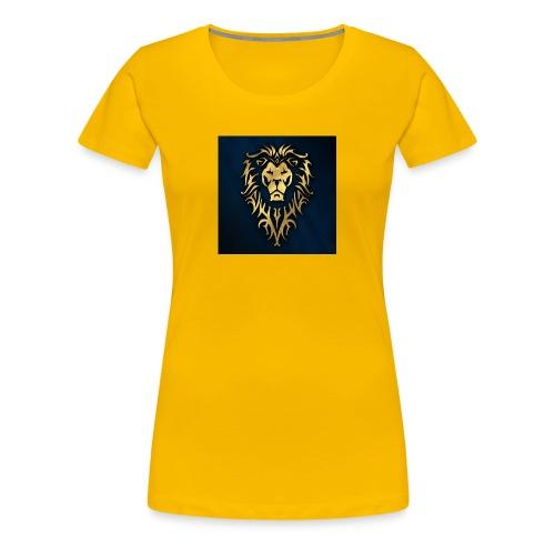 SWAG ROYALTY BRAND - Women's Premium T-Shirt