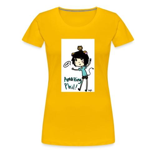 28 - Women's Premium T-Shirt