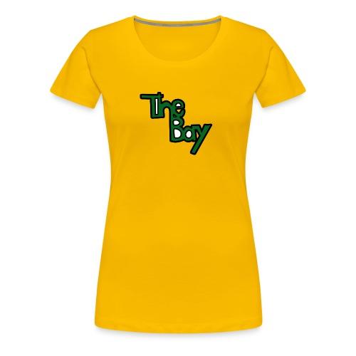The Bay - Women's Premium T-Shirt