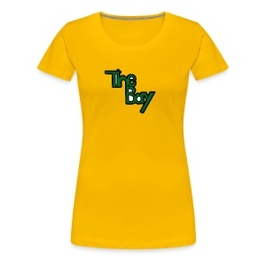 The Bay - Women's Premium T-Shirt