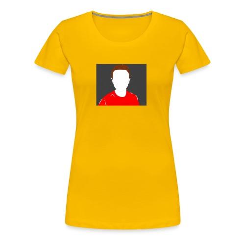ChickenBilly shirt - Women's Premium T-Shirt