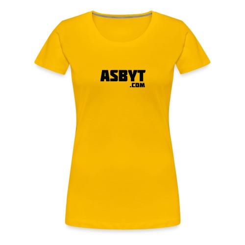 #24 - Women's Premium T-Shirt