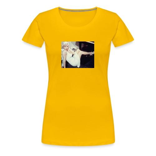 Marilyn Monroe Objects - Women's Premium T-Shirt