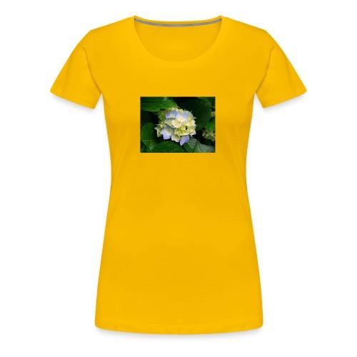 its a flower shirt - Women's Premium T-Shirt