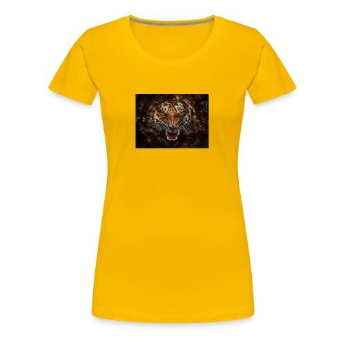 tigermerch - Women's Premium T-Shirt