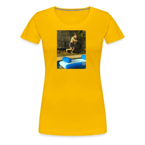 jump clothing - Women's Premium T-Shirt