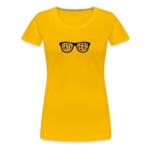 Data Nerd Computer Geek - Women's Premium T-Shirt