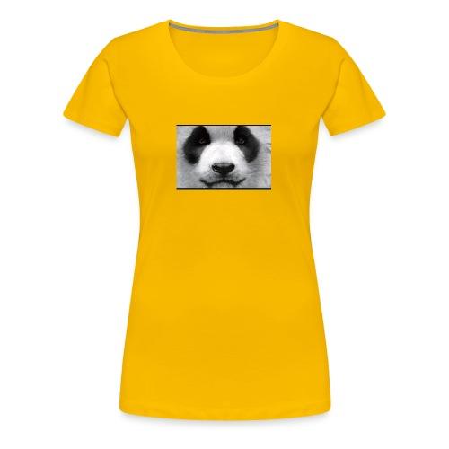Pandaaaaaaaaaaaaaaaaaa - Women's Premium T-Shirt