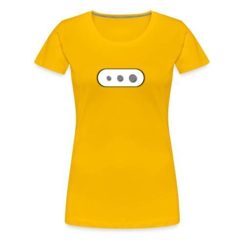 waiting for a message - Women's Premium T-Shirt