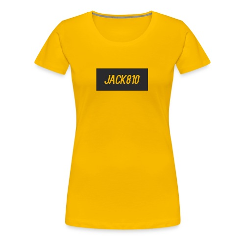 Jack810 logo - Women's Premium T-Shirt