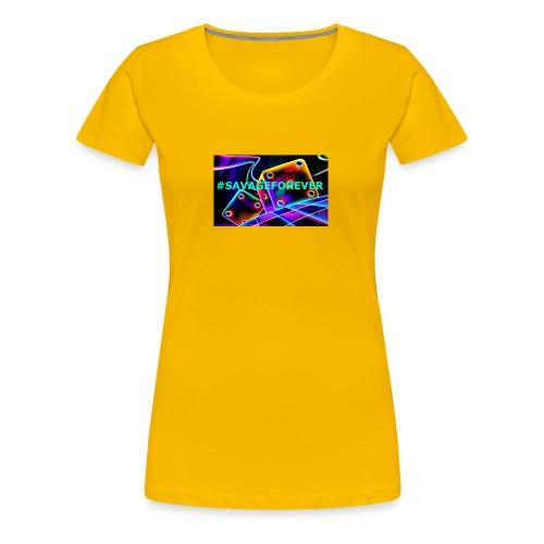 savageforlife - Women's Premium T-Shirt