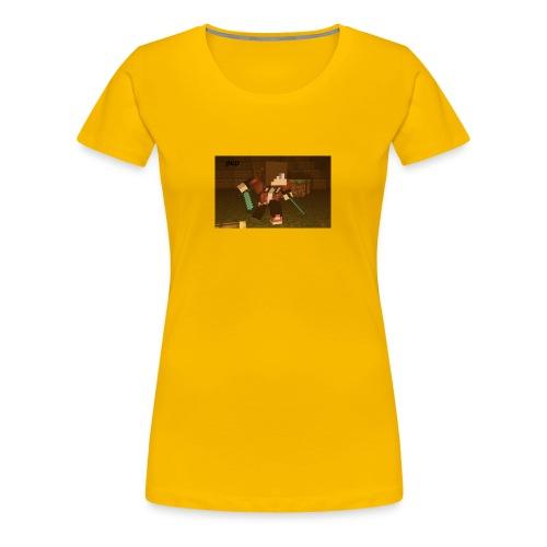 hudy - Women's Premium T-Shirt