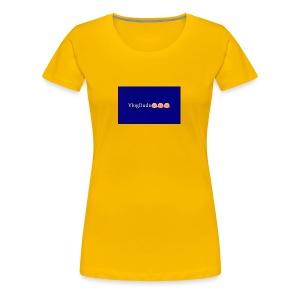 Pixlr vlogdude - Women's Premium T-Shirt