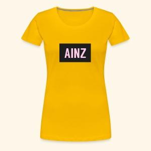 Ainz merch - Women's Premium T-Shirt