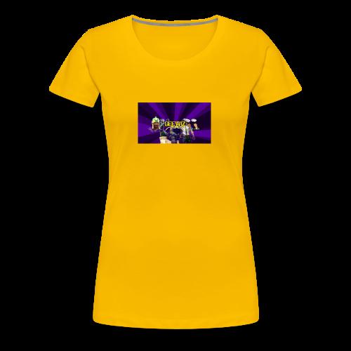 Channel Art - Women's Premium T-Shirt