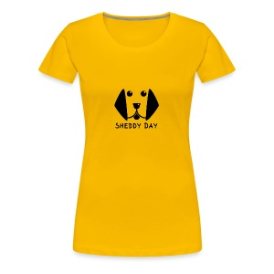 Sheddy Day - Women's Premium T-Shirt