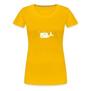 WhaleRadio Shirt - Women's Premium T-Shirt