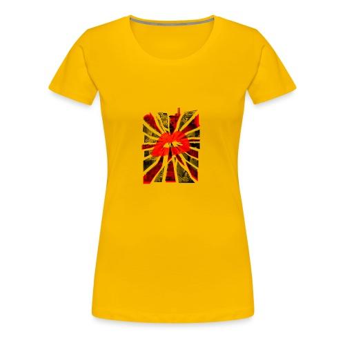 All Roads Lead To A Kiss - Women's Premium T-Shirt